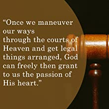 Operating in the courts of heaven robert henderson