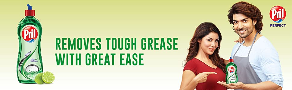 Removes tough grease with great ease