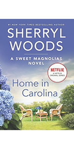 Home in Carolina by Sherryl Woods cover image