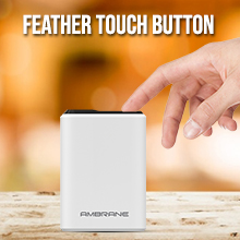 Feather Touch Button