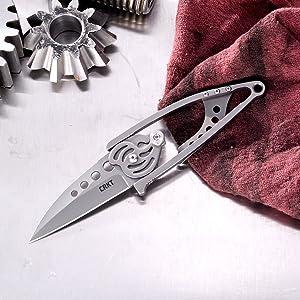 Ed Van Hoy, CRKT, Columbia River Knife & Tool, Snap Lock, Unique Knives, Gifts for Men, Teens