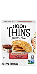 Good Thins - Barbecue