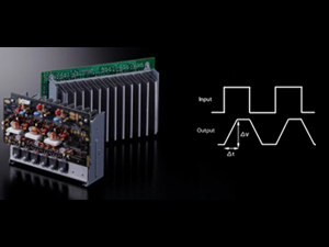 High Slew Rate Amplifier