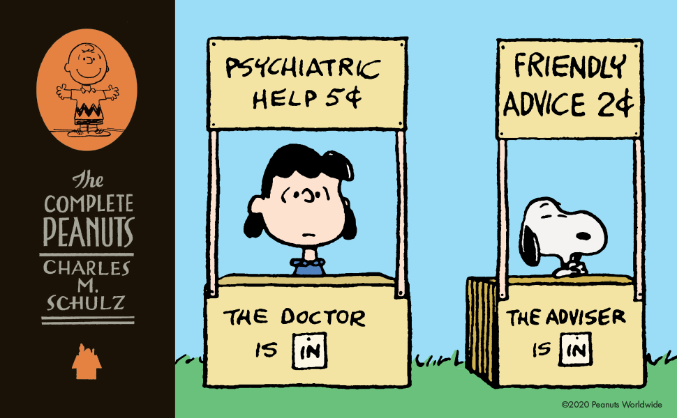 Peanuts, Charles M. Schulz, Peanuts books, Snoopy, Charlie Brown, Linus, Lucy, Fantagraphics