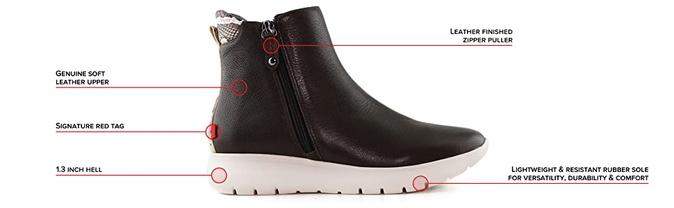 MJNY boot bootie