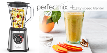 Moulinex Perfect Mix+ LM82AD10 Batidora de vaso de 2 litros, 1200 ...