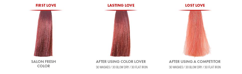 Framesi Color Lover, shampoo, conditioner, styling, longer lasting color, vegan, cruelty free