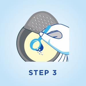 Preparation Information for Aptamil Gold+ Baby Formula Colic & Constipation Step 3