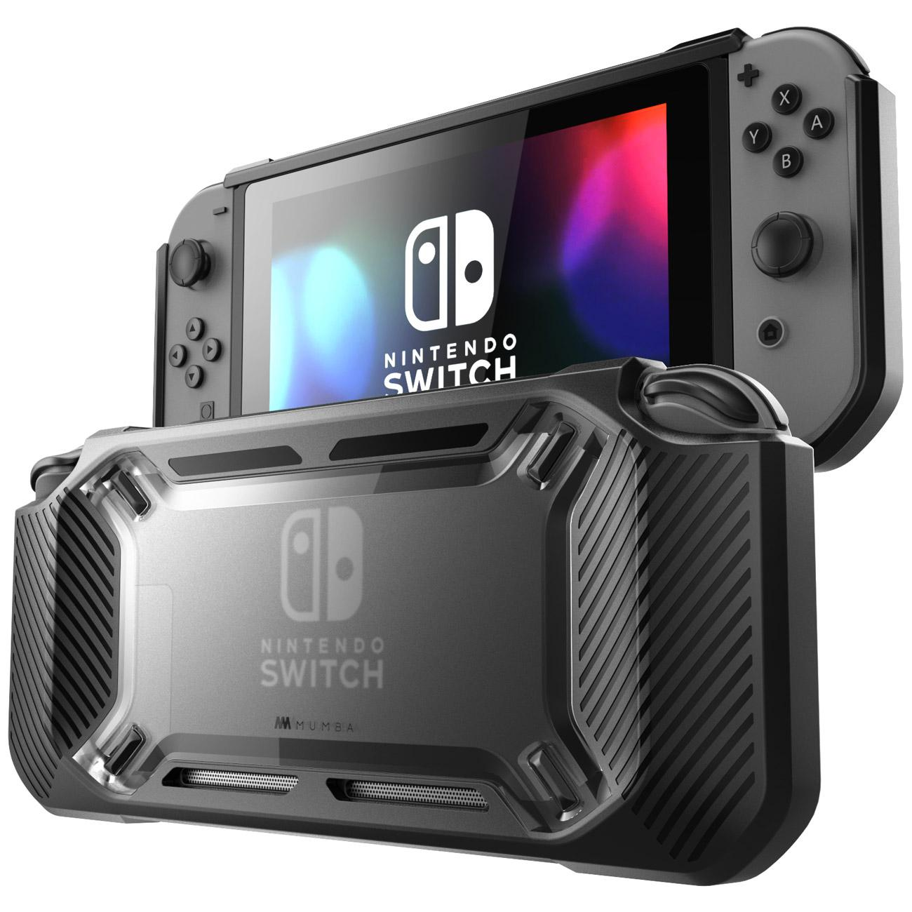 Nintendo Switch Vertical Case Helps Play Arcade Classics Easily