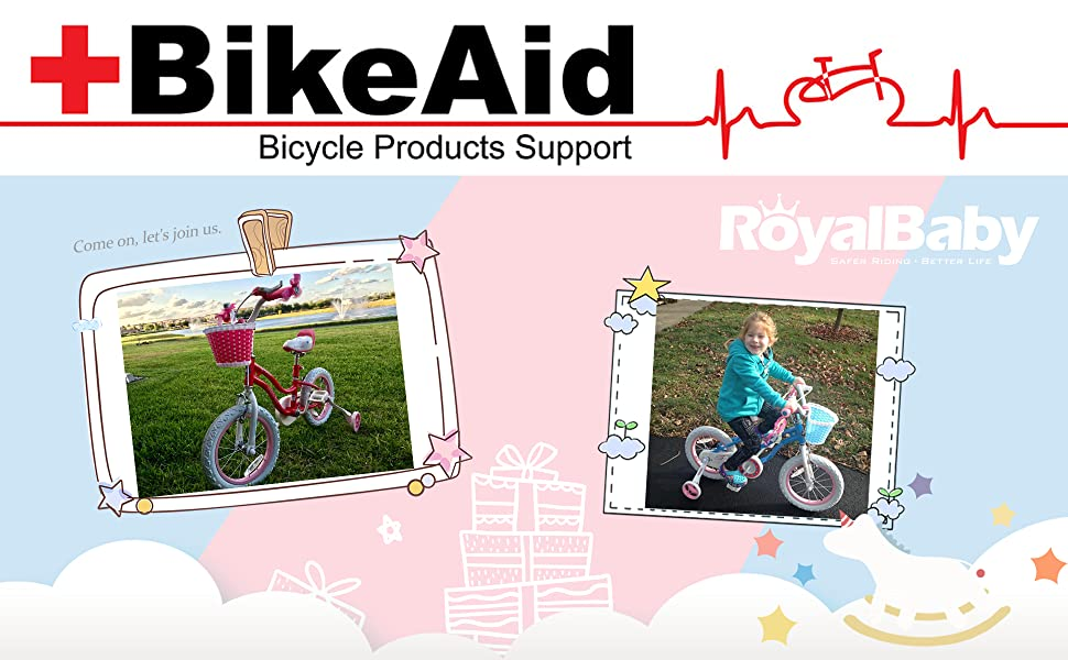 royalbaby bike product support