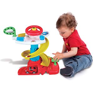 Volante Dash N Drive giocattolo Bburago Junior