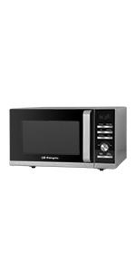 Orbegozo MIG 2550 - Microondas con grill, 20 litros de ...