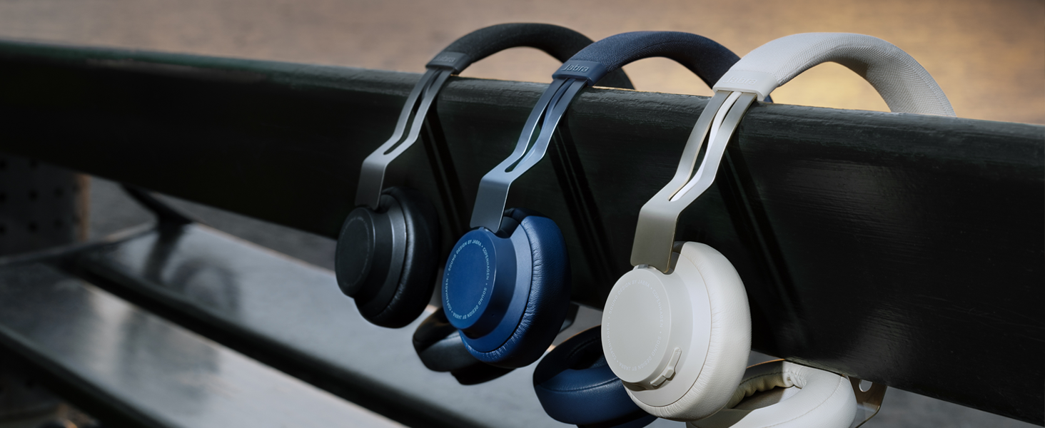 An ultra-light, comfortable headband means your headphones are comfy enough to wear all day.