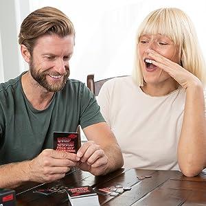 Dad Joke Face Off: After Dark game play