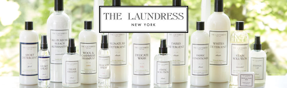 The Laundress home and laundry products