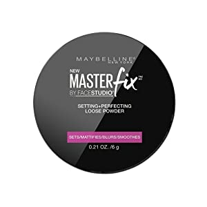 master fix powder maybelline