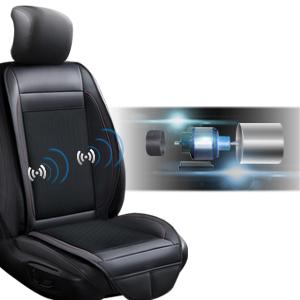 Heizkissen Auto Sitzheizung Auto Auflage Sitzheizung Auto 12V schnelles Aufheizen Zigarettenanz/ünder // USB-Steckdose Autositzheizung Heizkissen Temperatur einstellbar Memory Foam-Sitzkissen