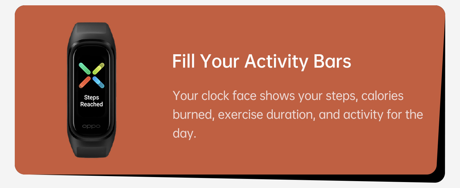 Activity Bars