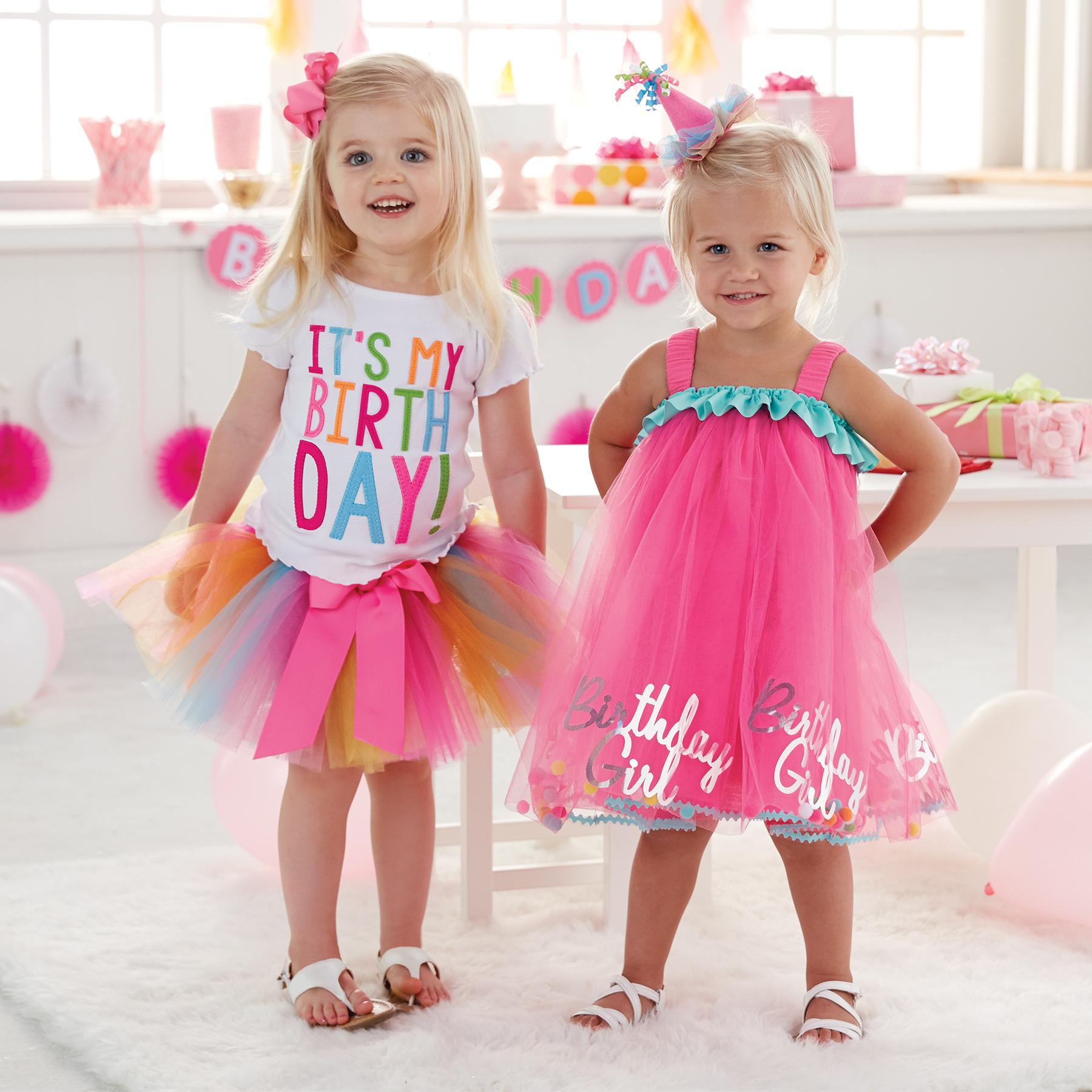 Mud Pie Birthday Dress Tutu Party