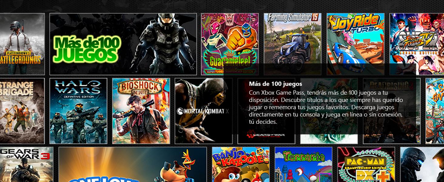 Suscripción Xbox Game Pass - 3 Meses + 3 Meses GRATIS