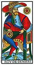 Cards from the Tarot de Marseille by Jodorowsky