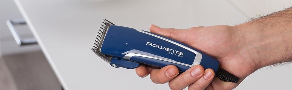 Rowenta Driver TN1600 - Cortapelos con cable con cuchillas de ...