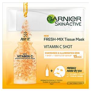 Fresh Mix Tissue Mask Vitamin C