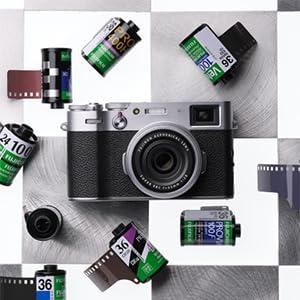 Film Simulation;Fuji Colors;Fuji film
