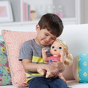Baby Alive; muñecas bebé realistas; juguetes de niñas; muñecas; muñecas baby alive
