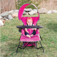 The 3 stages of the Portable Go With Me Chair  sc 1 st  Amazon.com & Amazon.com : Baby Delight Go with Me Chair | Indoor/Outdoor Chair ...