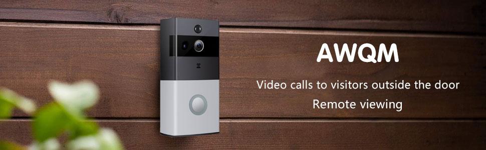 Video-deurbel.
