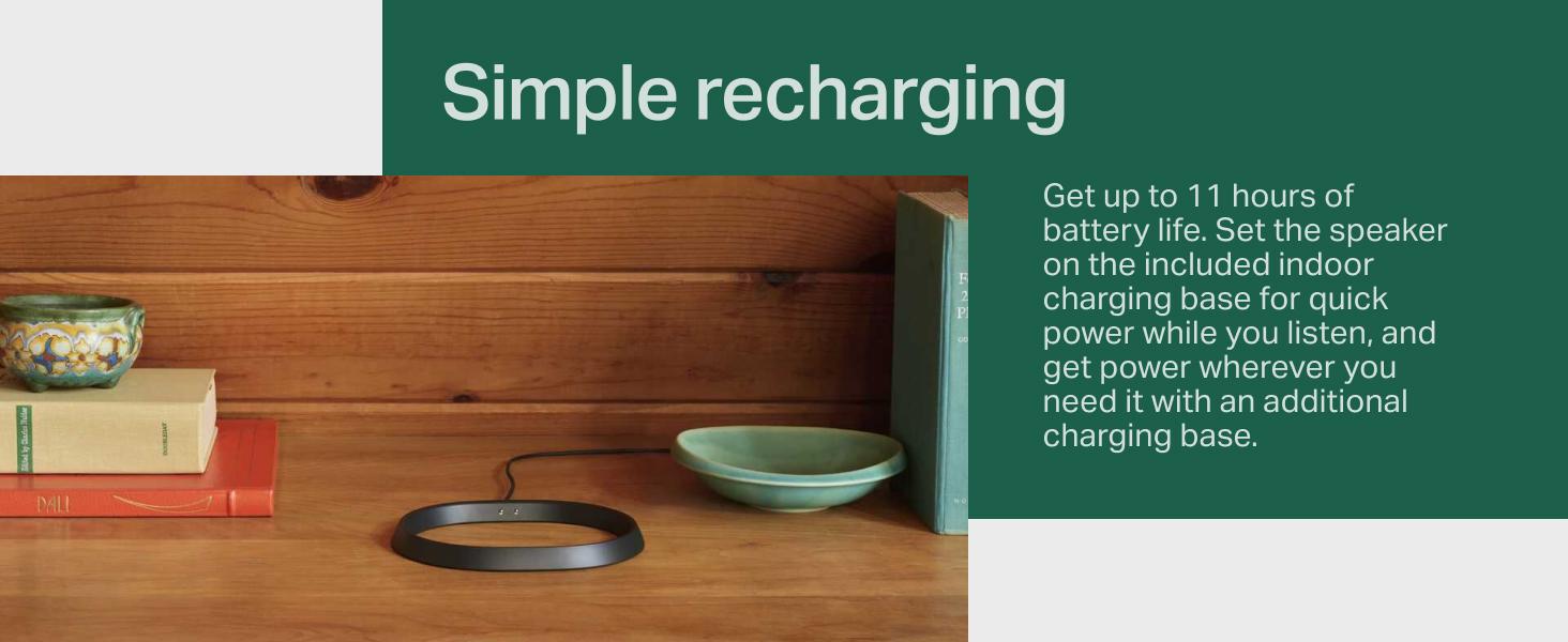simple recharging