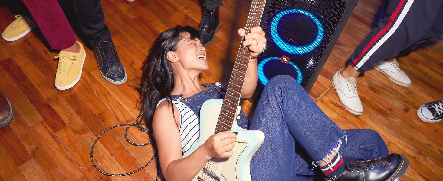 Mic Guitar Input