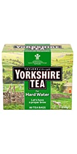 Yorkshire Tea Hard Water