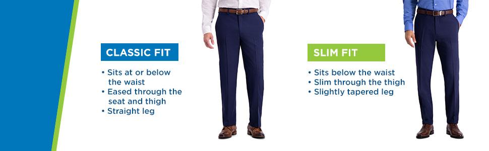Haggar Suit Separates, Active Series Suit Separates, mens suit separates, mens suit pants, Haggar