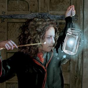 Harry Potter, Sorcerer's Stone, Hermione Granger