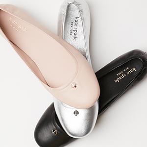 850065ee9c66 Amazon.com  Kate Spade New York Women s Kora Ballet Flat  Shoes