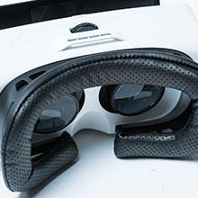 VR Headset Comfortable face cushion
