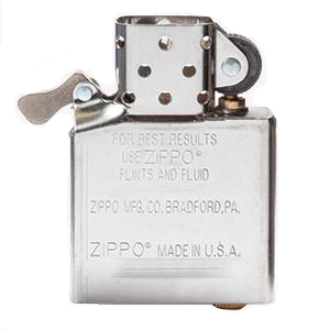 zippo windproof lighters, refillable lighter, reusable insert, multiuse, multipurpose lighter,