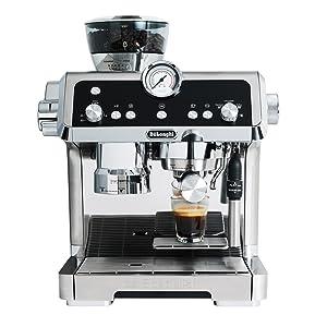 la specialista; delonghi espresso machine