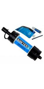 Sawyer Products Sp131 Pointone Squeeze Water Filter System