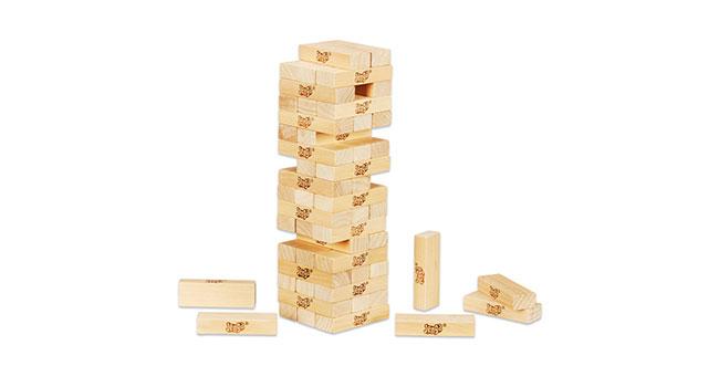 Genuine Hardwood Blocks