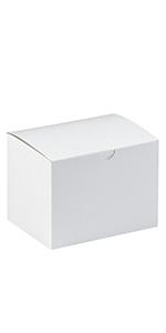 """6 x 4.5 x 4.5"""" White Gift Boxes"""