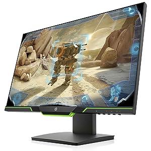 HP 27xq - Monitor gaming con pantalla Quad HD (2560 x 1440 a 60 Hz ...