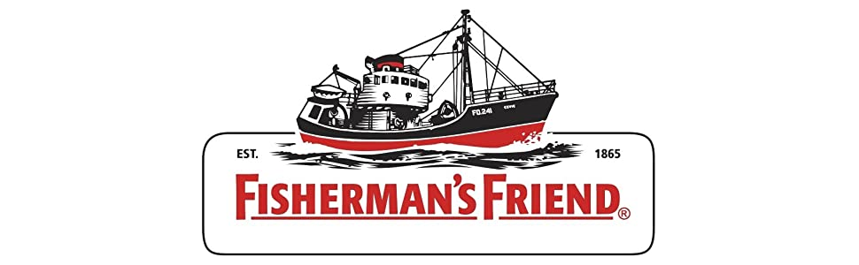 Fisherman Friend Mint Menthol Soothe Clear Cough Lozenge Medicate Strong Flavour