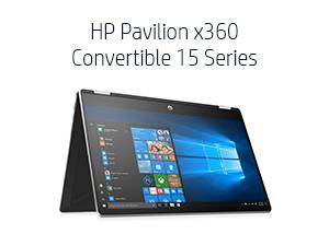 HP Pavilion x360 Convertible 15 Series