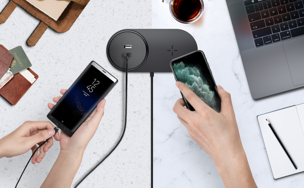 PolyMax Wireless Charger