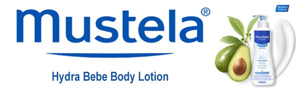 Mustela Hydra Bebe Body Lotion