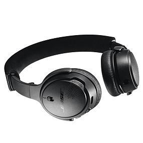 bose soundlink on-ear casque bluetooth avec micro triple noir