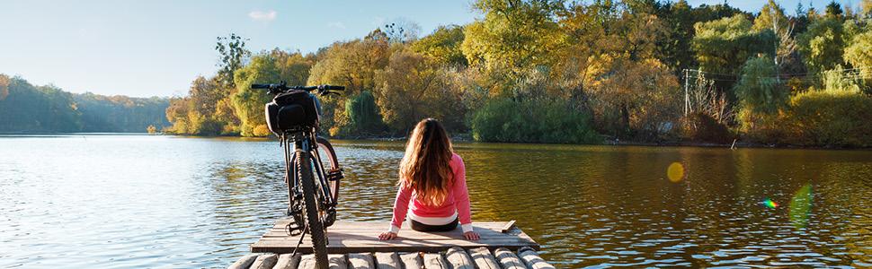 Fahrradfahren, Bike, Esterbauer, Bikeline, Kompass, Fahrradführer,